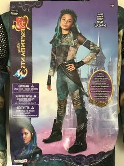 Disney Uma Descendants 3 Deluxe Costume Disguise Girls S Chi