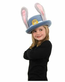 Disney Zootopia Child Kids Judy Hopps Costume Bowler Hat W/