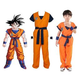 Dragon Ball Z Goku Son Gokou Turtle senRu Costume Outfits Fo