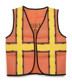 "Darice 15.9"" by 18.8"" Dress Up Vest, Construction Worker"
