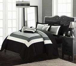 Chic Home Duke 10 Piece Comforter Set