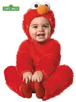 Elmo Comfy Fur Costume - Toddler Small