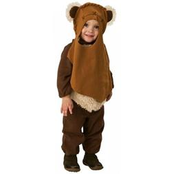 Ewok Costume Toddler Kids Star Wars Halloween Fancy Dress