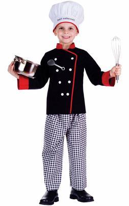 Executive Boy Chef Toddler Child Costume