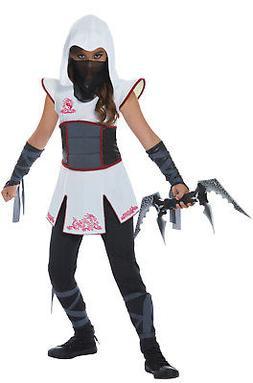 Fearless Ninja Warrior Girls Child Costume