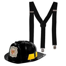 Tigerdoe Fireman Costume - Construction Costume - Occupation
