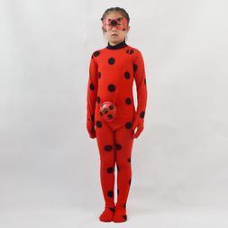 <font><b>Girls</b></font> LadyBug <font><b>Costume</b></font