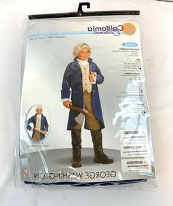 California Costumes George Washington/Thomas Jefferson/Alexa