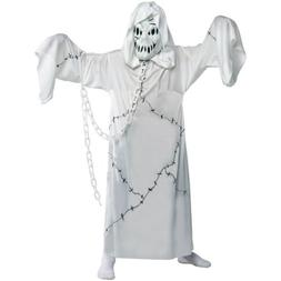 Ghost Costume Kids Halloween Fancy Dress