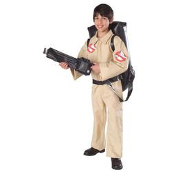 Ghostbusters Kids Child Costume with Inflatable Backpack | R