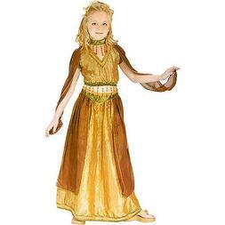 Fun World Girl's Arabian Princess Belly Dancer Child Costume