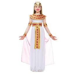 Girl's Cleopatra Child Costume Pink Complete w/ Accessories