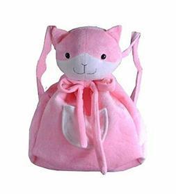 GK-O Anime Danganronpa Nanami Chiaki Plush Cat Backpack Cosp