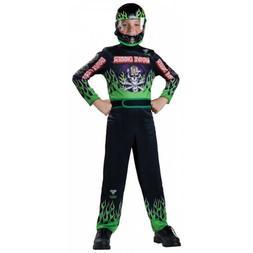 Grave Digger Costume Kids Monster Jam Truck Halloween Fancy