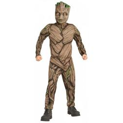 Groot Costume Kids Guardians of the Galaxy Halloween Fancy D