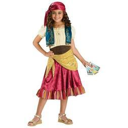 Gypsy Costume Kids Halloween Fancy Dress
