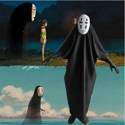 Halloween Costume Spirited Away Cosplay Costumes no-face men