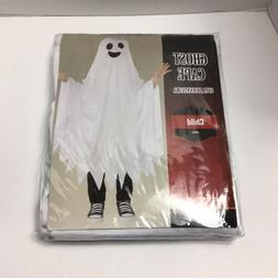 Halloween White Ghost Cape Costume - Childs