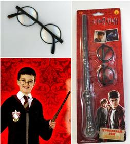 Harry Potter First Year Child Costume Accessory Kit Wand + G