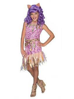 Rubie's Costume Haunted Clawdeen Wolf Child Wig