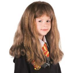 Hermione Granger Wig Kids Harry Potter Halloween Costume Fan