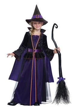 California Costumes Hocus Pocus Child witch girl Halloween C