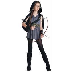 Hooded Huntress Costume Girls Tween/Kids Halloween Fancy Dre