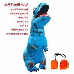 Inflatable Costume Inflatable T-Rex Dinosaur Costume Adult/K