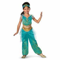 Disguise Jasmine Disney Princess Deluxe Child Costume