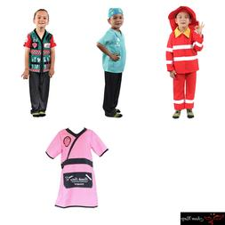kid s dress up professions firefighter mechanic