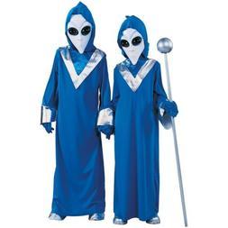 Kids Alien Costume Halloween Fancy Dress