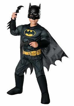 Kids DC Comics Deluxe Batman Costume