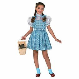 Kids Dorothy Costume S - Apparel Accessories - 1 Piece