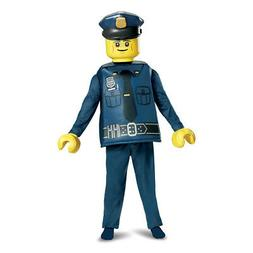 Kids LEGO Police Officer Halloween Costume