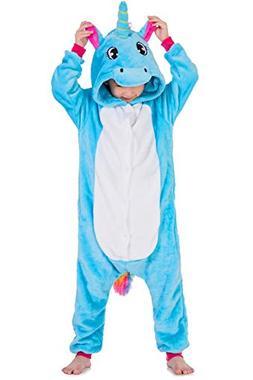 Kids Pajamas Costume Animal Jumpsuit-140cm