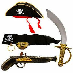 Kids Pirate Costume Accessories