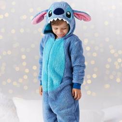 Kids Disney Store Lilo Stitch Costume Plush Suit Zipper 5/6