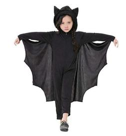 2 Sizes Bat Animal Halloween Toddler Boys Smiffys Fancy Dress Costume