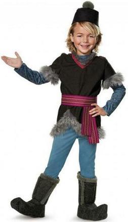Kristoff Bjorgman Disney Frozen Fancy Dress Up Halloween Del