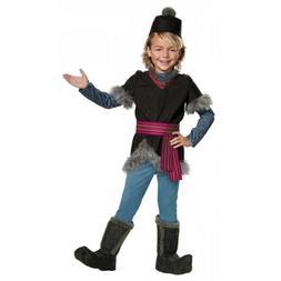 Kristoff Costume Kids Disney Frozen Halloween Fancy Dress