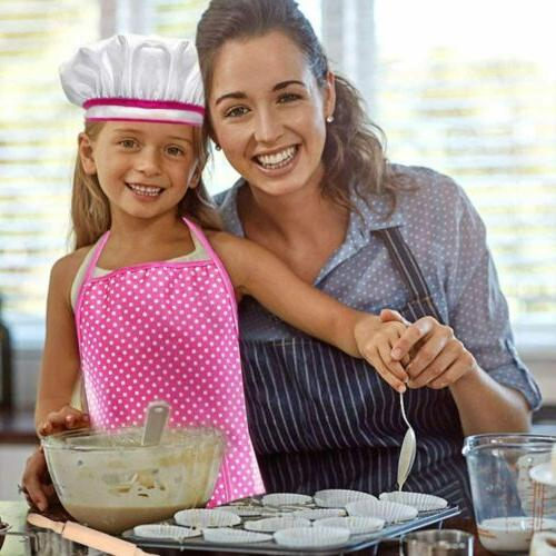 11pcs Cooking Baking Chef and Children Play Costume