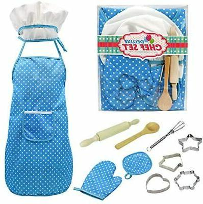 11pcs / Baking and Kitchen Play Costume