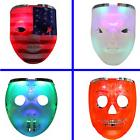 2018 Halloween Party Costume Men Women Kids Light-up Scary M