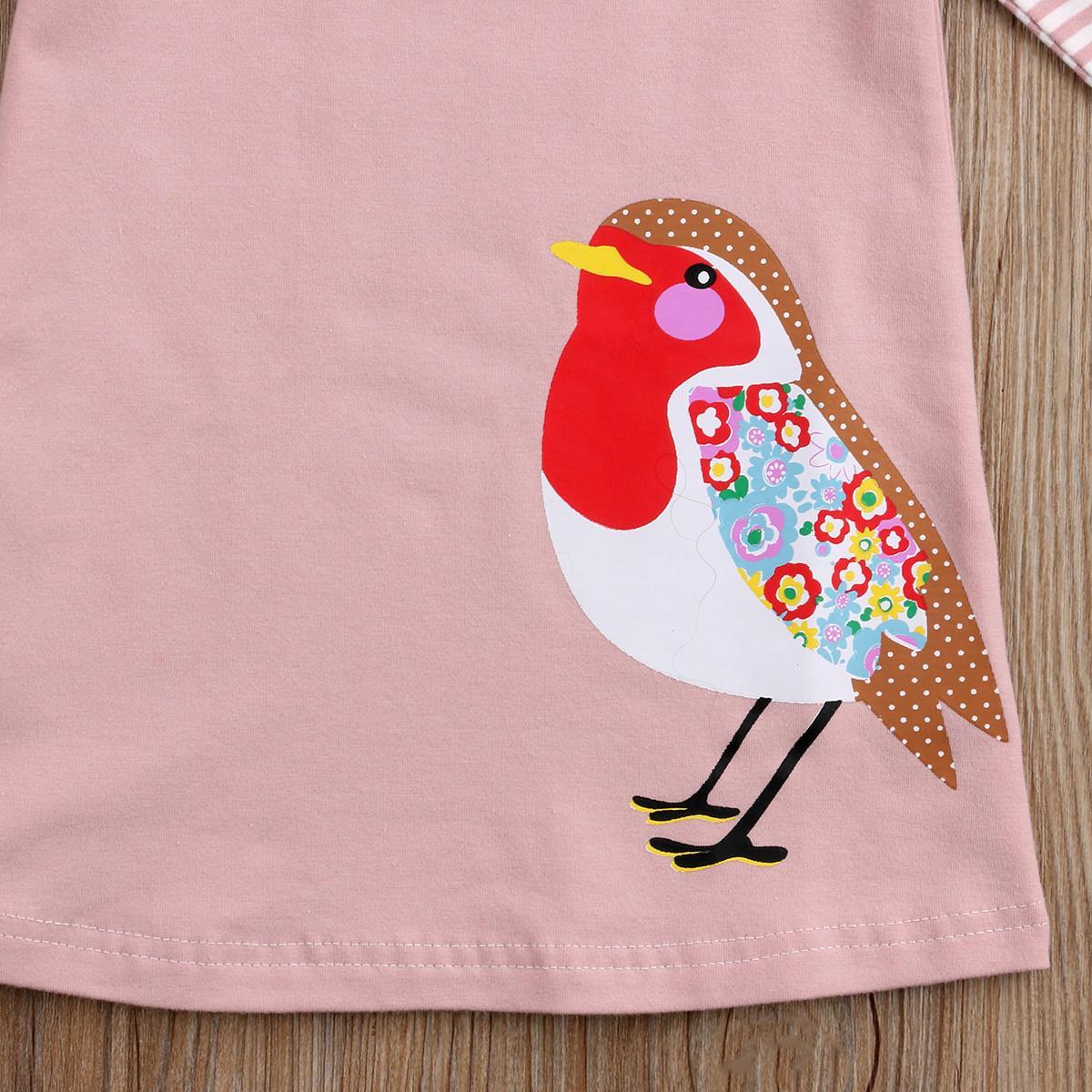 Pudcoco <font><b>Girl</b></font> Dress Cute Dress