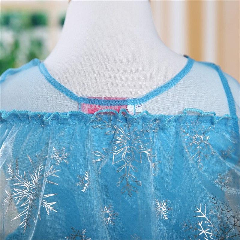 3-8years Baby <font><b>Dress</b></font> <font><b>Kids</b></font> <font><b>Costume</b></font> <font><b>Dress</b></font> Snow Princess <font><b>Dress</b></font> <font><b>Up</b></font> Gown Cosplay <font><b>Dresses</b></font> Girls