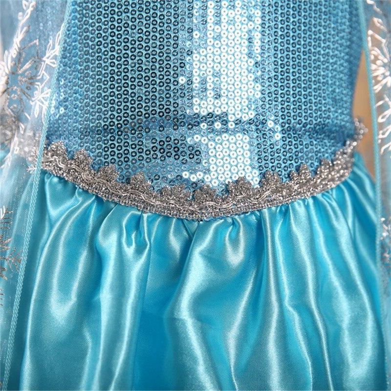 3-8years <font><b>Dress</b></font> <font><b>Kids</b></font> Frozen <font><b>Dress</b></font> <font><b>Dress</b></font> <font><b>Up</b></font> Party Gown Cosplay Girls