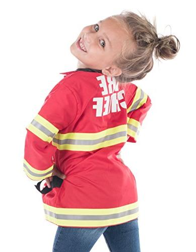 Born and Firefighter Accessories Real Water Shooting Great Gift for and Girls