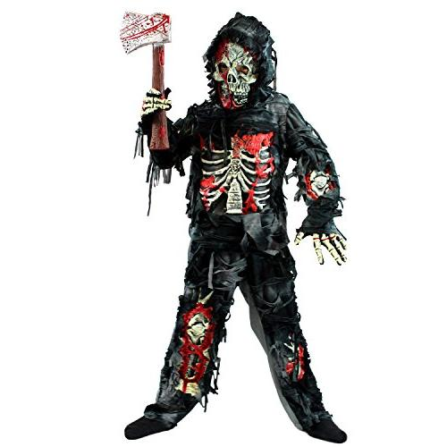Spooktacular Deluxe Costume for Child with Bloody