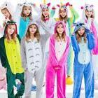 Adult/Kids Kigurumi Pajamas Cosplay Costume Animal Sleepwear