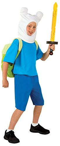 Adventure Time - Finn Deluxe Child Costume - Medium